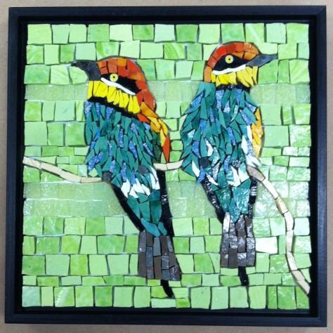 Mosaic by Debbie Whitney